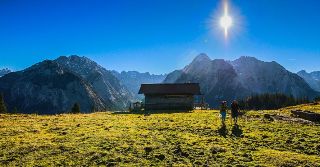 Unterwegs im Karwendel